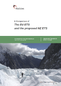 Holcim NZ ETS and EU ETS Comparison