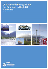 NZBCSD - Sustainable Energy Outlook to 2050